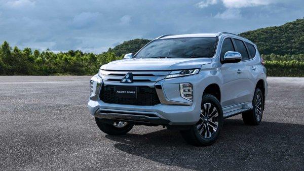 Конкуренты замерли в ожидании: Чем удивит обновленный Mitsubishi Pajero Sport 2020?
