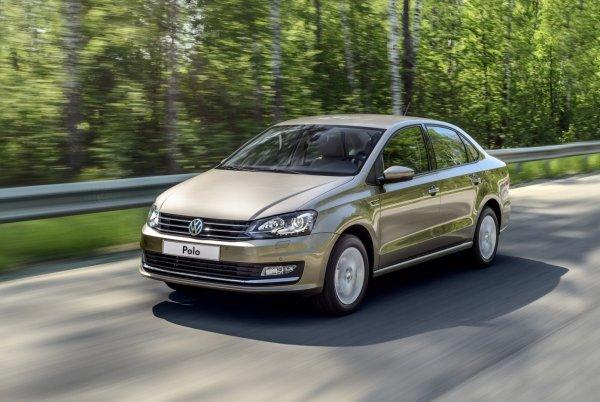 Немецкий ответ китайской «оккупации»: Россияне предпочитают пока покупать Volkswagen Polo и Volkswagen Tiguan