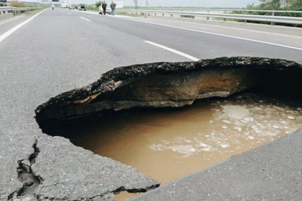 Берешь деньги за проезд — плати за ДТП? Кто отвечает за ущерб от плохой дороги на трассе М4 «Дон»
