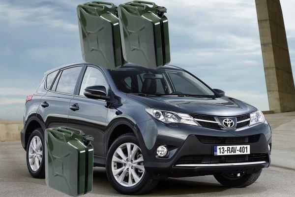 «Тойота», не преувеличивай! Toyota RAV4 - ожидание и реальность