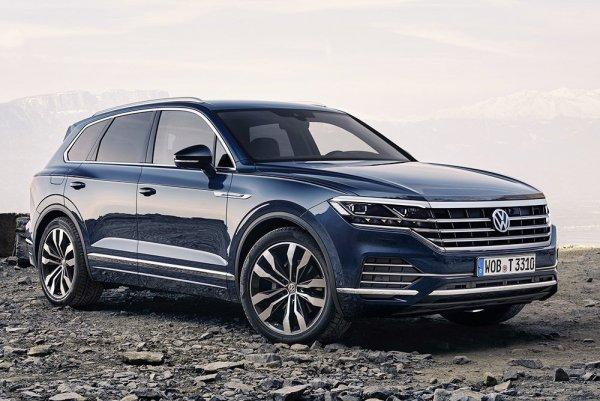 Вопреки привычкам VAG: Чем VW Touareg III отличается от других машин?