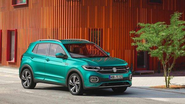 Возненавидеть за 15 секунд: Volkswagen T-Cross 2019 – VW Polo на ходулях