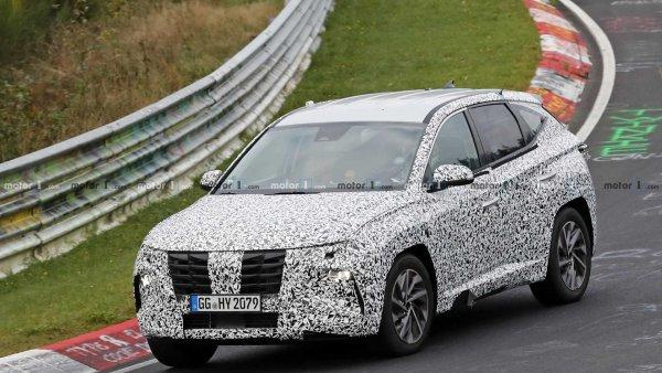 Появление обновленного Hyundai Tucson в России станет шоком для конкурентов – «Кодиак», «Аркана» и «Кашкай» тяжело вздохнули