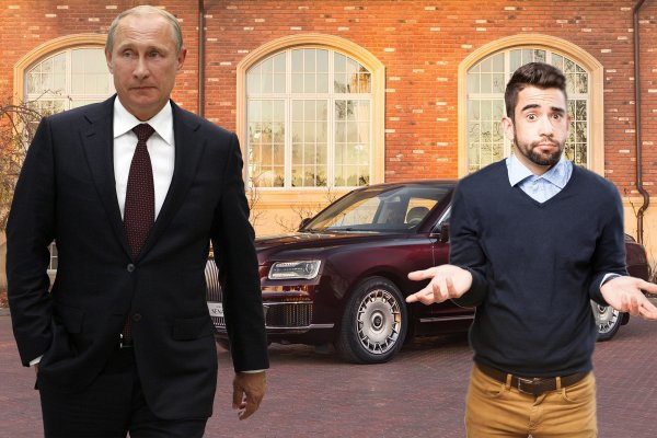 Путину нормально! Будут ли рядовые россияне покупать Aurus Senat и Komendant вместо «премиальных» Audi, BMW, Mercedes-Benz?