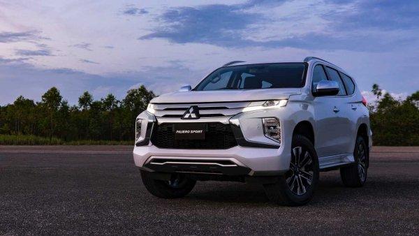 Чем дольше едешь, тем больше удивляешься! Mitsubishi Pajero Sport: когда 2,5 миллиона рублей – не так уж и много
