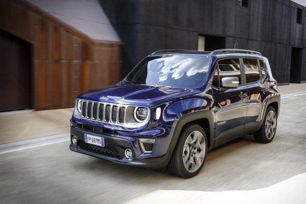 Берём вместо «ВАГа» и наслаждаемся: «Итальянский» Jeep Renegade – тот самый внедорожник из мультиков