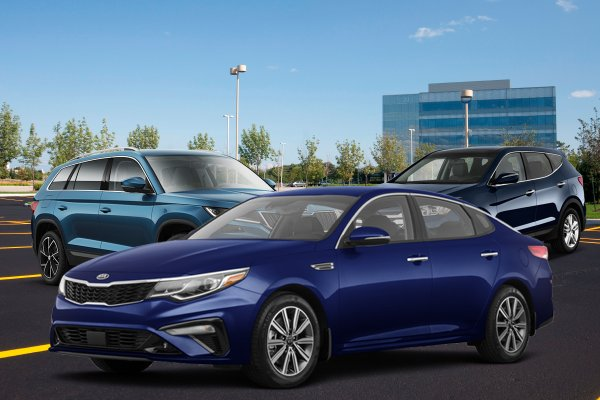 Зачем KIA переодели Optima в Sorento? Конкурент Skoda Kodiaq и Hyundai Santa Fe поражает внешним видом