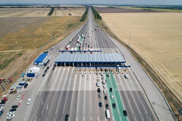 «Тут начинается какая-то аномальная зона»: В сети рассказали об особенностях трассы М4 «Дон»