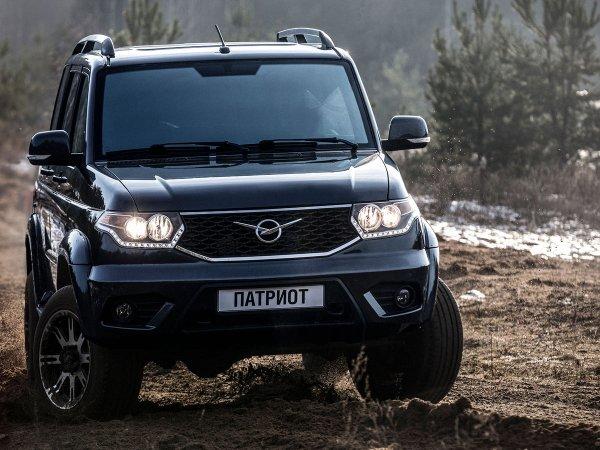 «Русский Прадо» становится все ближе к Land Cruiser Prado: Раскрыты новые «сюрпризы» об УАЗ «Патриот» 2020