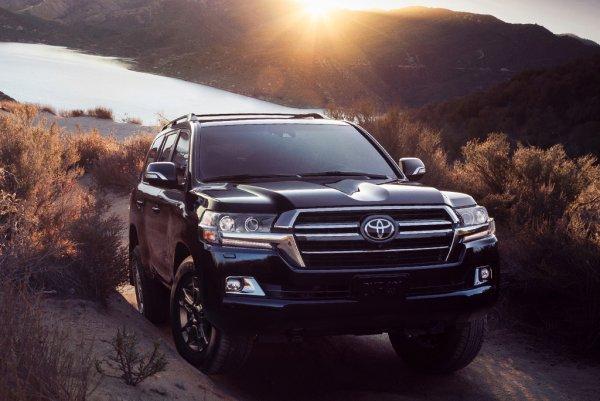 Встречайте новую легенду! На рынок выходит обновленный Toyota Land Cruiser 2020