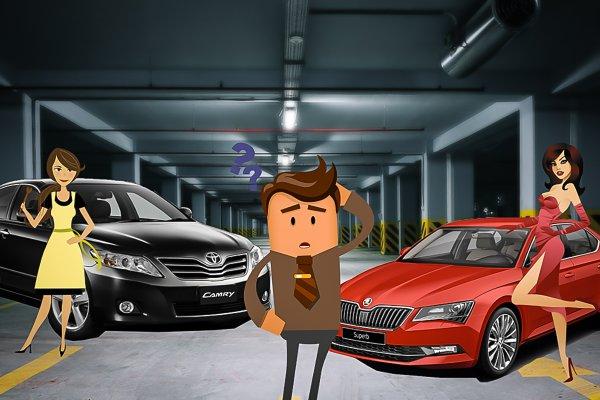 «С ними как с женщинами — с одной живешь, с другой отдыхаешь»: В сети сравнили Skoda Superb и Toyota Camry с «вторички»