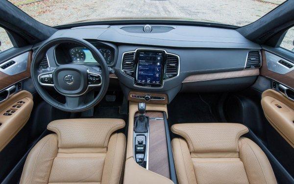 Машина - не убийца: Volvo XC90 признан самым безопасным кроссовером по итогам 15 лет