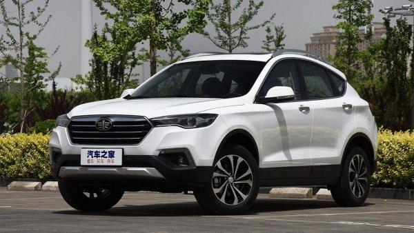 За такие деньги можно купить полноприводный «Тигуан»: Почему обновленный FAW Besturn X80 не «убьет» Hyundai Creta и Renault Kaptur