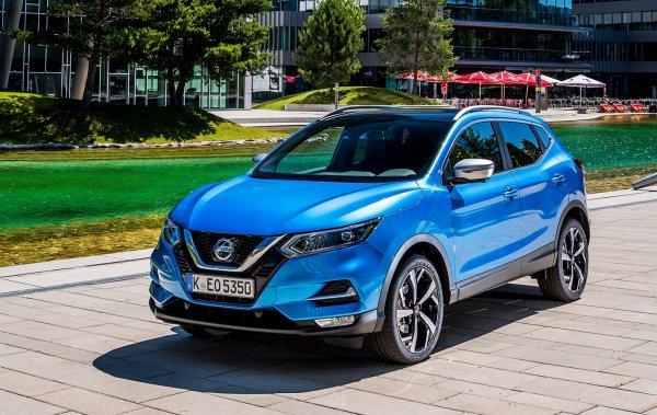 Невидимая рука «Рено»: Что не так с Nissan Qashqai второго поколения на вариаторе