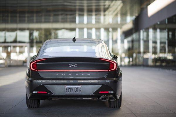 Hyundai Sonata 2020 — еще одна попытка корейцев вытеснить Camry?
