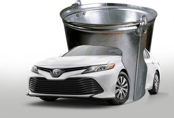 «Тойота - управляй ведром»: Почему не стоит доверять стереотипам о качестве Toyota Camry - владелец