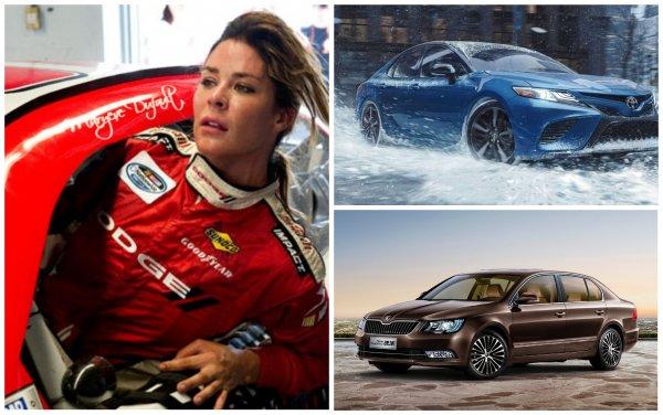 Спортивный и сексуальный: Чем Toyota Camry 2020 лучше Skoda Superb