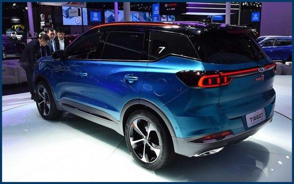 Цена от LADA Vesta, оснащение от Land Rover: «Заряженный» Chery Tiggo 7 Pro уже на рынке