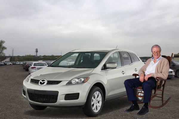 Геморрой или счастье? Чем Mazda CX-7 «из-под деда» может порадовать водителя