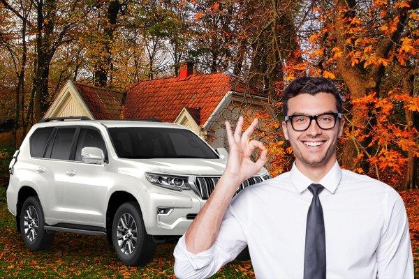 Почему бы не жить в «Прадике»? Toyota Land Cruiser Prado Diesel предыдущего поколения – предел мечтаний