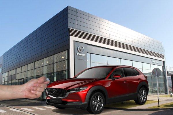 «Шиш» вам, а не красавчик с Японии! Почему Mazda CX-30 может объехать Россию стороной и сколько у нее достоинств?