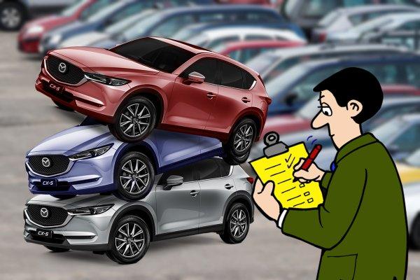 Некрашеных просто нет! Как и масла в моторе: Чего ожидать от Mazda CX-5 за 1 млн со «вторички»