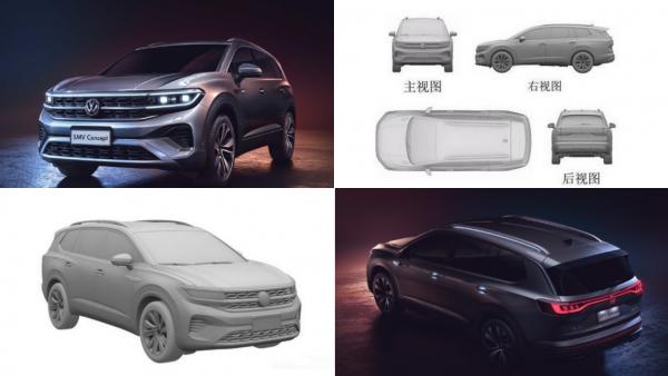 «Китайцам» бой! Volkswagen намерен выпустить «убийцу» Chery Tiggo 8 и Geely VX11