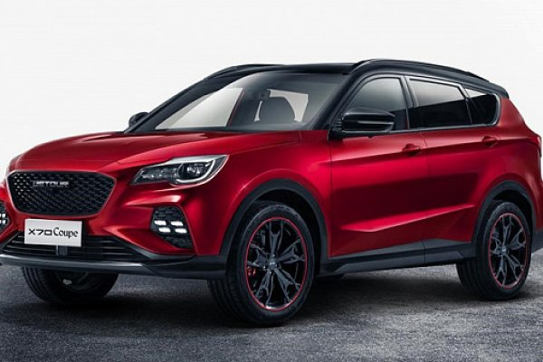 Китайцы «нагнут» конкурентов: Появление нового Chery Jetour X70 Coupe взбудоражит российский рынок – «Аркану» больше никто не купит?