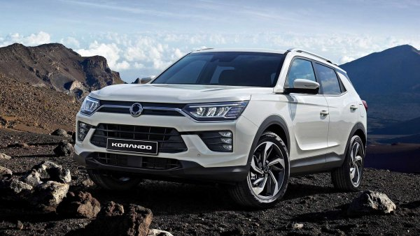 Зачем переплачивать за Kia Sportage и Nissan Qashqai, если есть он? SsangYong Actyon – надежность, проверенная годами