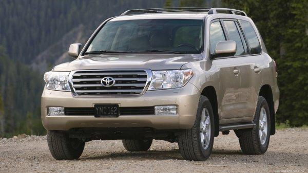Дизельный Toyota Land Cruiser 200 на «вторичке»: За что таки деньги просят?
