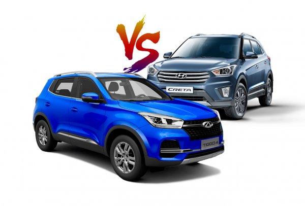 Когда автомобиль сделан для пассажиров: Чем Chery Tiggo 4 «переплюнул» Hyundai Creta, и почему китайцы повторят успех корейцев