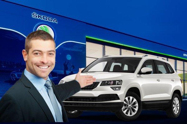 «Стильный» Skoda Karoq полон амбиций и едет в Россию: Какова вероятность того, что чешский паркетник «уделает» Hyundai Creta и Renault Arkana