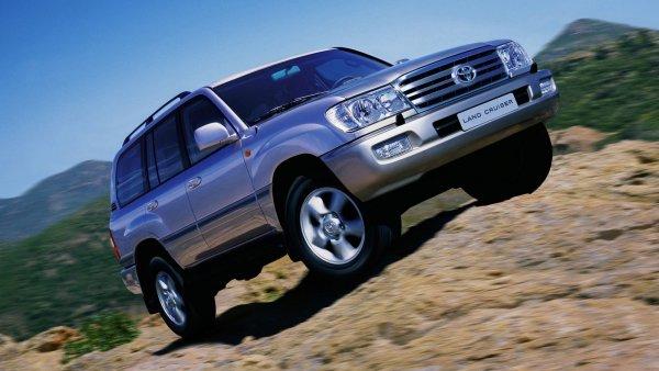 Выбор коммерсантов и ОПГ: Надёжность Toyota Land Cruiser 100 – правда или вымысел?