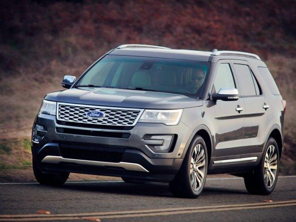 Американский «убийца» «Крузака»: Стоит ли покупать Ford Explorer пятого поколения на «вторичке»?