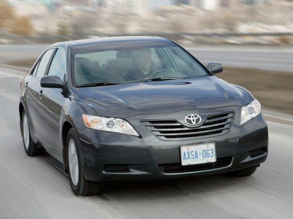6 секретов Toyota Camry: Вот почему этот седан до сих пор такой популярный