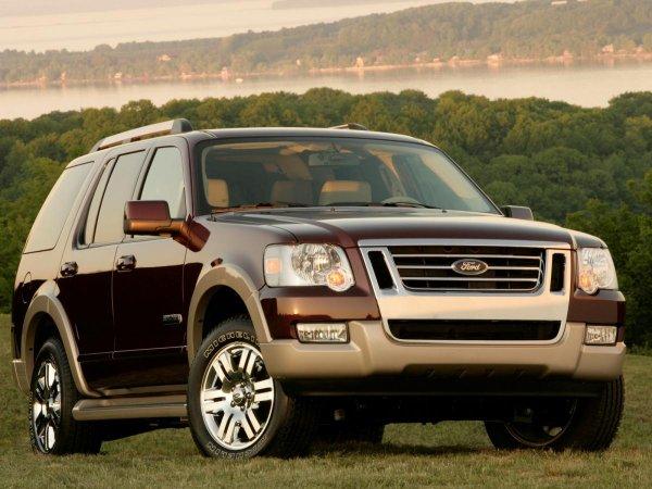 5 метров «лакшери» по цене «Соляриса»: Ford Exploper IV – максимально бюджетная альтернатива «Крузаку»