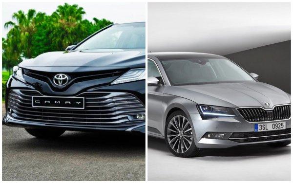 Skoda Superb покорила сердца автомобилистов своей комфортабельностью: За что владельцы «убийцы» Toyota Camry платят деньги?