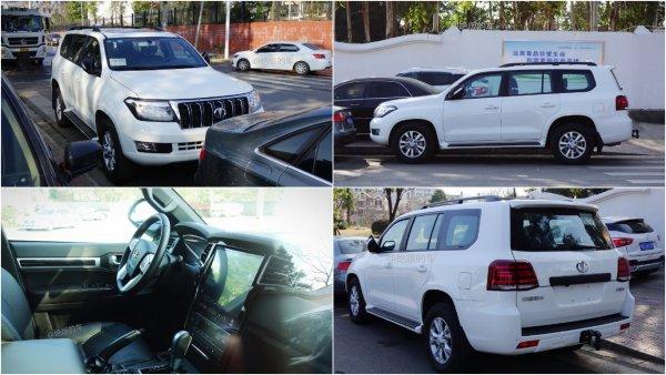 «УАЗ», бери пример! Когда не определился между «Прадо» и «Двухсоткой»: Китайский «Крузак» Hengtian L4600 скоро выходит в продажу
