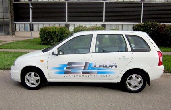 Lada El Lada — редкая машина в коллекцию или просто плохой электрокар?