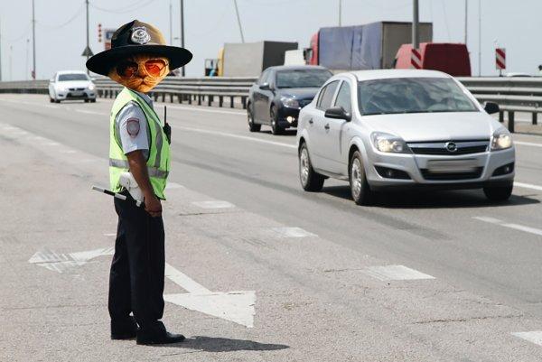 «Тот случай, когда власть умнее народа»: Прав инспектор или водитель — в сети обсудили спорный инцидент на трассе М4 «Дон»