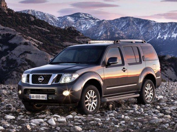 Главные «болячки» Nissan Pathfinder с пробегом