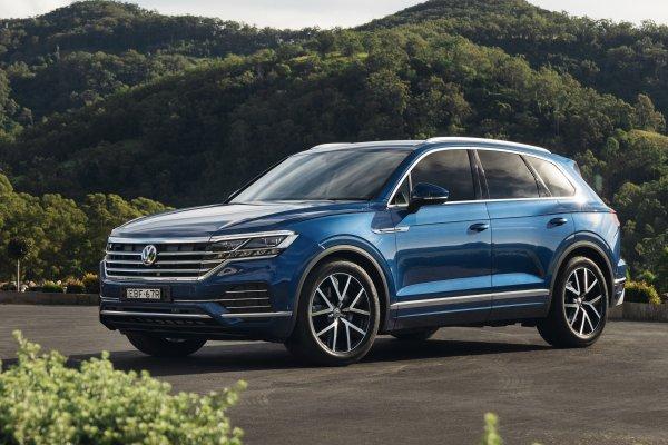 С таким обновлением «китайцы» напрягутся: Всплыла информация о Volkswagen Tiguan 2020