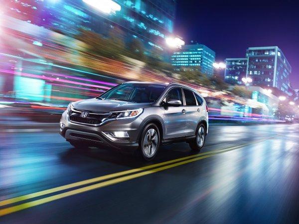 Хорош сервант, да дороговат – Подержанная Honda CR-V как показатель японского качества