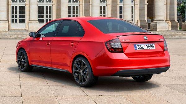 Почему нынешний Skoda Rapid – лучший автомобиль для покупки с автосалона?