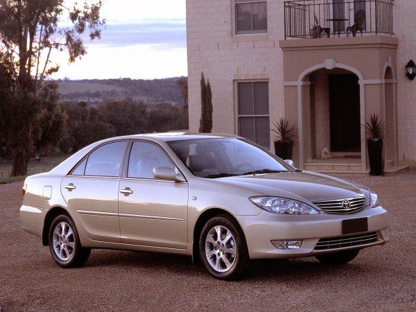 Актуальные автомобили на долгие годы: Какую Toyota Camry выгоднее купить – 30 или 40