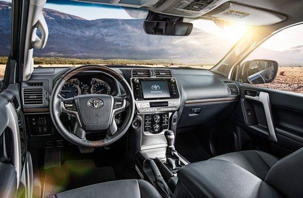 Внедорожник для дорог: Какие минусы у Toyota Land Cruiser Prado?