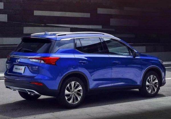 Дешевле Haval F7x и Arkana: На российском рынке появится новый «китайский убийца» GAC GS4 в купеобразном кузове
