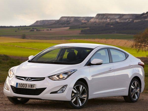 Спорткар для таксистов: На что способна 500-сильная Hyundai Elantra?