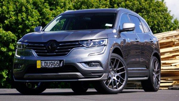 Когда на Kodiaq не хватает 700 000 р: Силы и слабости «бэу» Renault Koleos