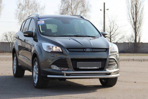 Красивый, удобный и надежный: Почему нужно приобрести Ford Kuga первого поколения на российской «вторичке»